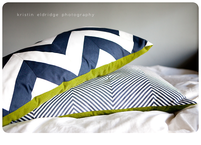 Style Findings: How to Make your own Chevron Fabric