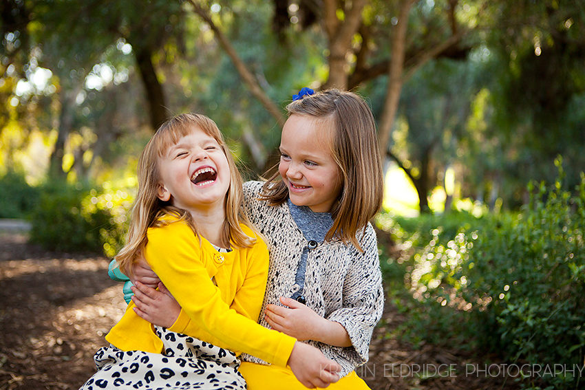 kids laughing in photos
