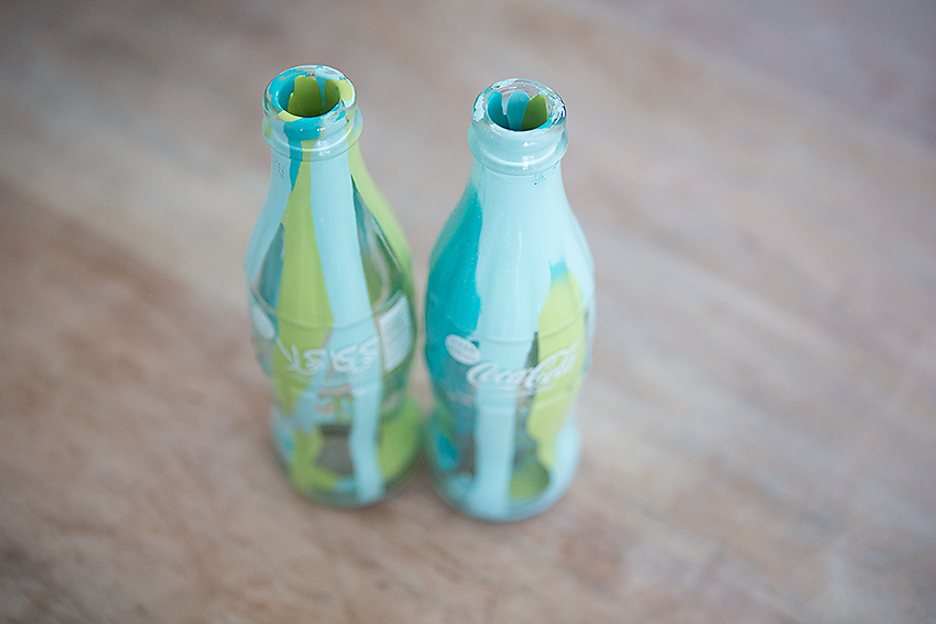 bottle art diy