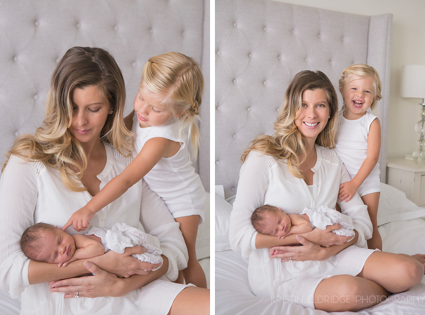 Photos by los angeles baby photographer kristin eldridge if you love this color scheme check out this similar newborn photo session