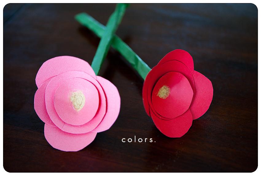 How To Make Paper Flowers Kristin Eldridge