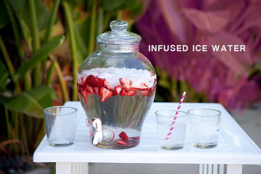 Fruit Infused Water Kristin Eldridge