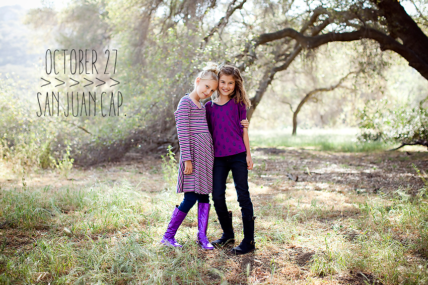 southern california holiday mini sessions