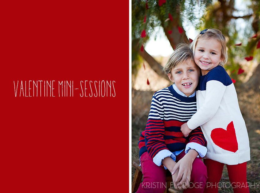 valentine mini-sessions los angeles