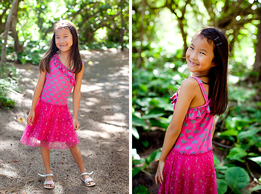 child photographer in hawaii