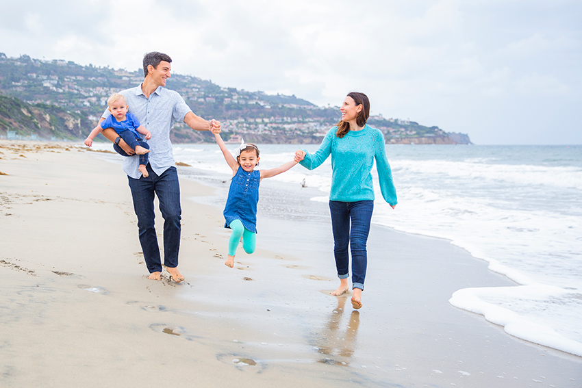 Redondo Beach Family Photographer