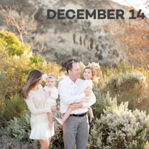 Holiday Mini-sessions at Upper Newport Bay