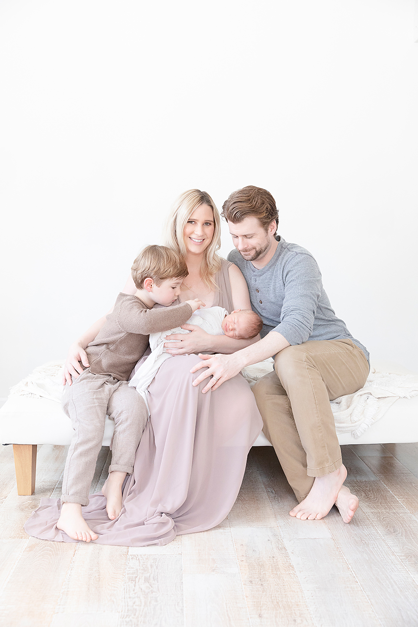 Modern Newborn Photography