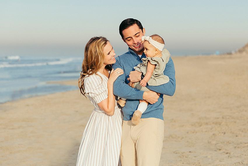 Huntington Beach Family Photo Session