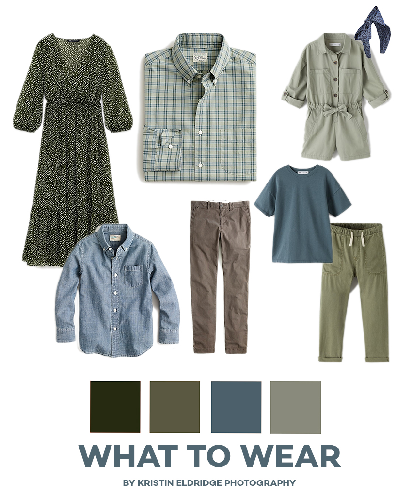 What to Wear for Your Photo Session