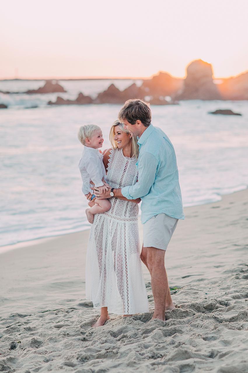 Corona Del Mar Family Photographer