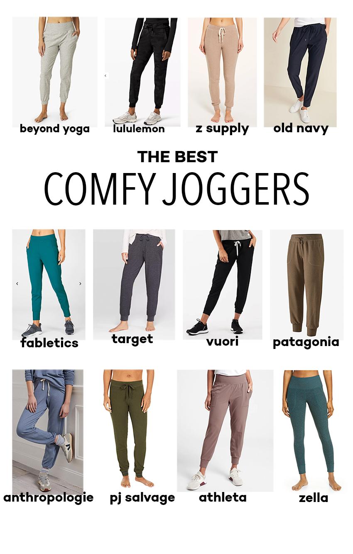 best comfortable joggers